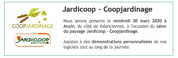 Salon Jardicoop - Coopjardinage