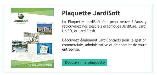 Plaquette JardiSoft