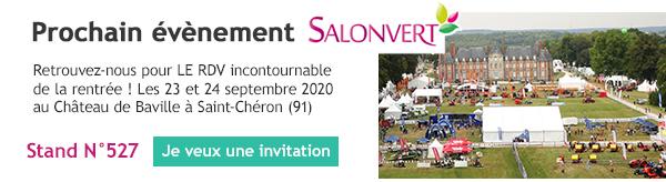 Prochain évènement SalonVert