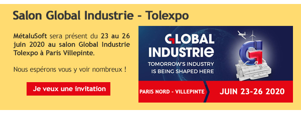 Salon Global Industrie - Tolexpo
