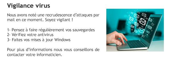 Vigilance virus