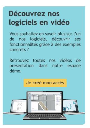 Nos logiciels en vidéo
