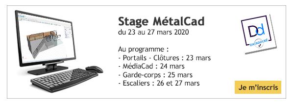 Formation MétalCad