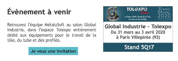 Global Industrie - Tolexpo