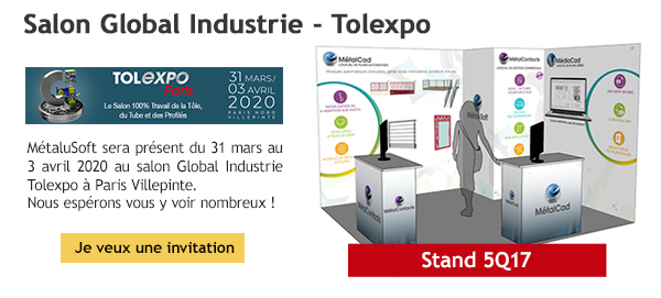 Salon Global Industrie - Tolexpo